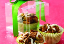 Pumpkin Chex Mix
