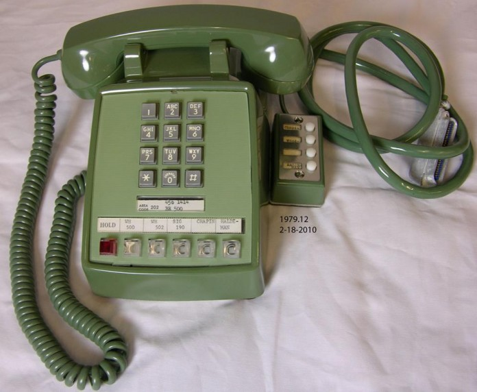 Richard Nixon telephone