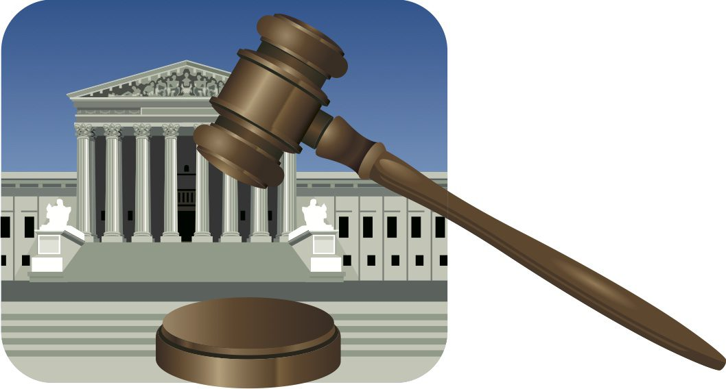 graphic of gavel