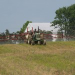 Field sprayer