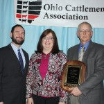 Mike and Beth Carper, Industry Excellence award winners