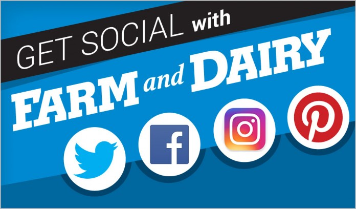 Get Social with Farm and Dairy