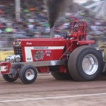 Devil Dog Pulling, Latrobe, Pa., powered a 1066 International.