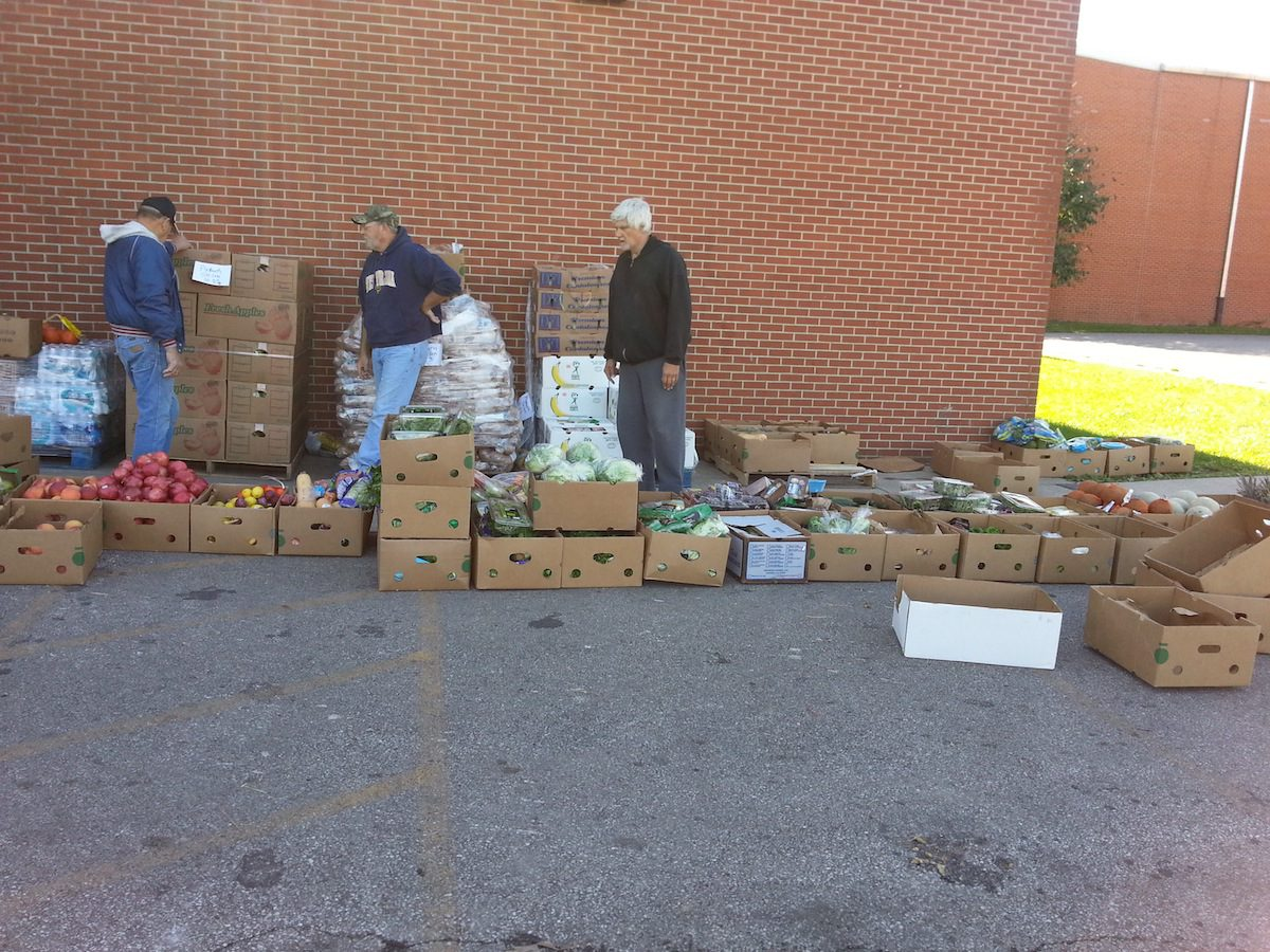 Richland County Ohio Food Pantries