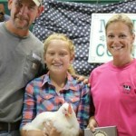 Canfield Fair poultry winner