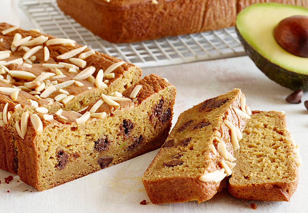 Avocado Pumpkin Bread