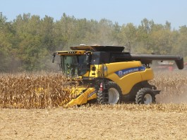 FSR New Holland combine