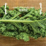 kale - winter seasonal eating