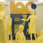 2016 Pa. Farm Show butter sculpture