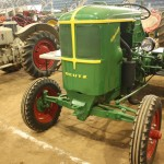 Deutz antique tractor