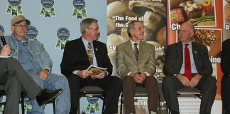 Panel of Pa. secretaries of agriculture