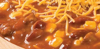 southwestern pork chili
