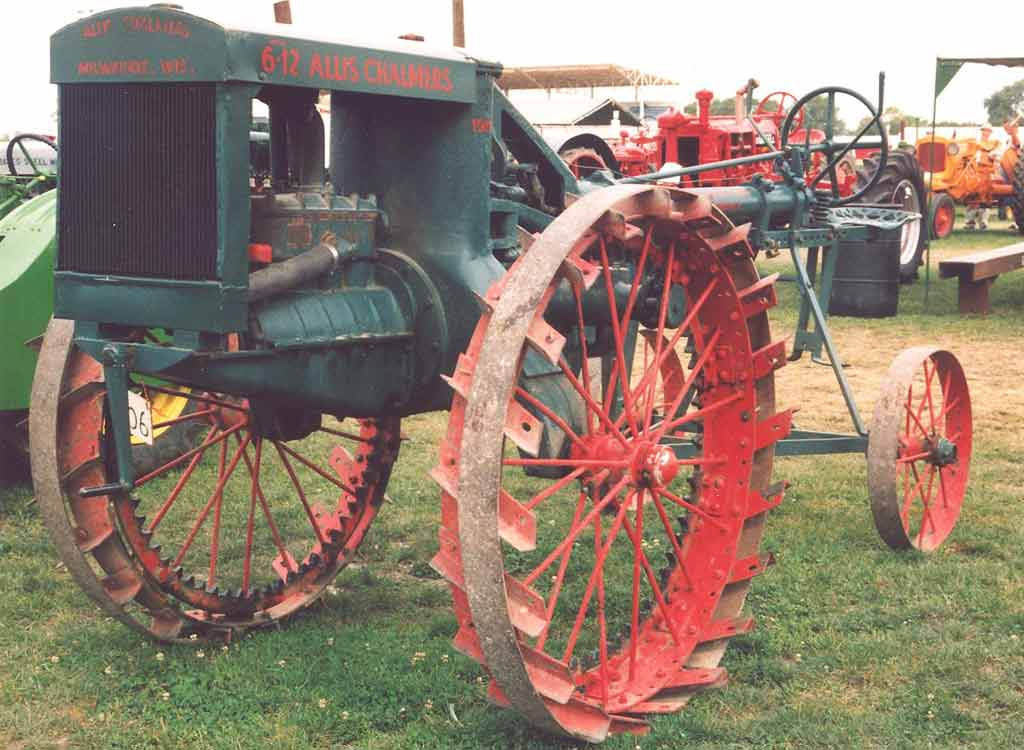 Allis Chalmers' roots stretch to 1847 - Farm and Dairy