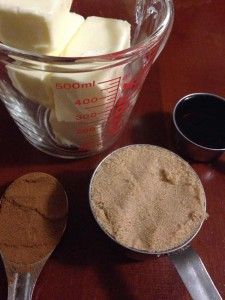 how to make maple butter blondie