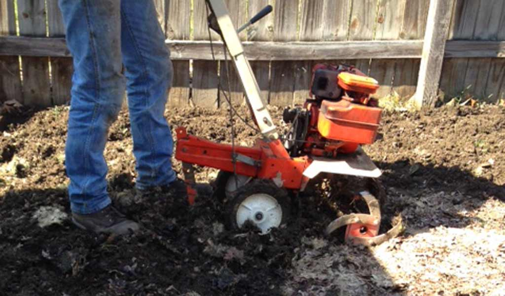 Rototilling tips for the garden Farm and Dairy