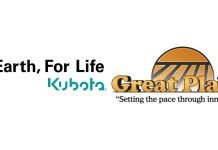 Kubota Great Plains logos