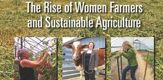 women in ag book cover