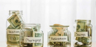 savings jars
