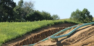 pipeline installation
