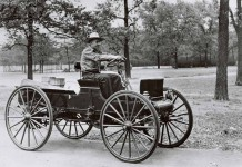 1909 International Harvester Auto Wagon