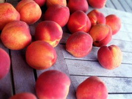 How to savor peach season