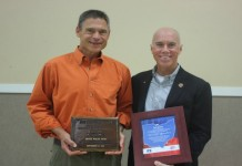 Columbiana County Farm Bureau award winners