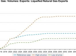 liquified natural gas exports