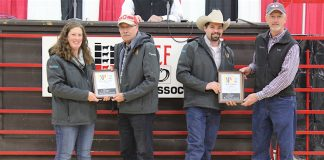 30th Ohio Beef Expo awards