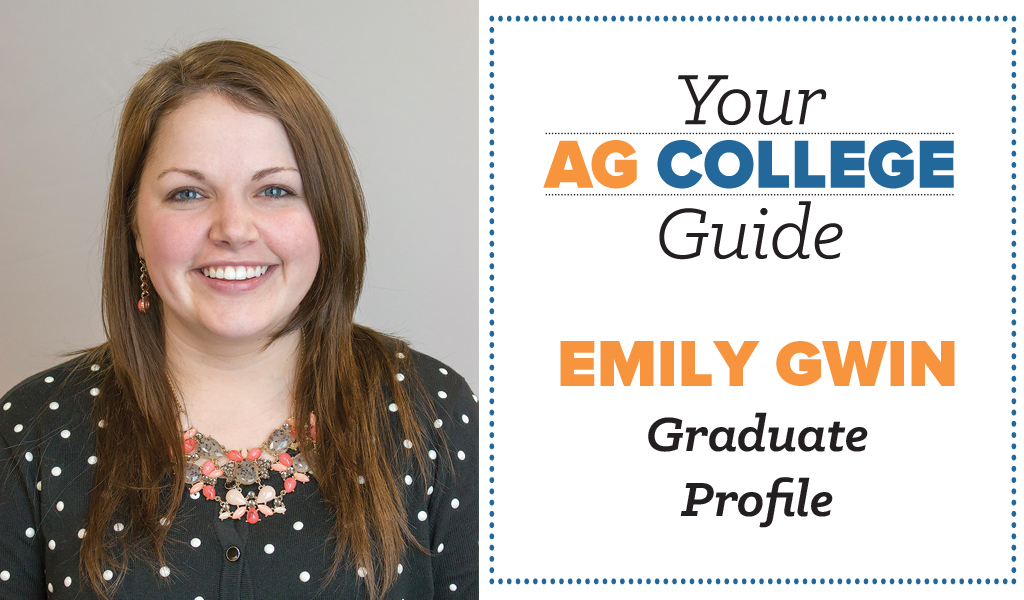Emily Gwin Penn State University Farm And Dairy