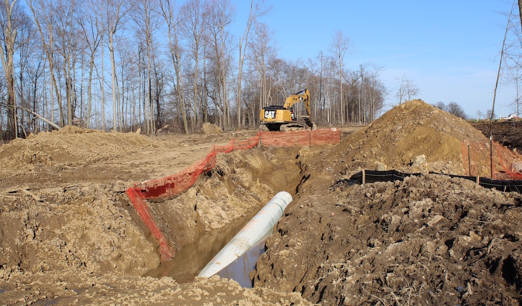 Pipeline firm cited for 2M-gallon spill in OH wetlands