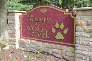 winery at wolf creek